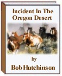 Incident In The Oregon Desert by Bob Hutchinson