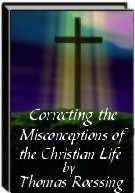 Correcting the Misconceptions of the Christian Life - by Thomas Roessing